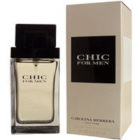 CAROLINA HERRERA CHIC FOR MEN EDT 100 ml spray TESTER (туалетная вода)