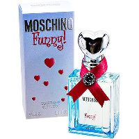 MOSCHINO Funny EDT 100ml spray (туалетная вода)