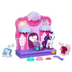 Игрушка HASBRO My Little Pony Бутик Рарити в Кантерлотте